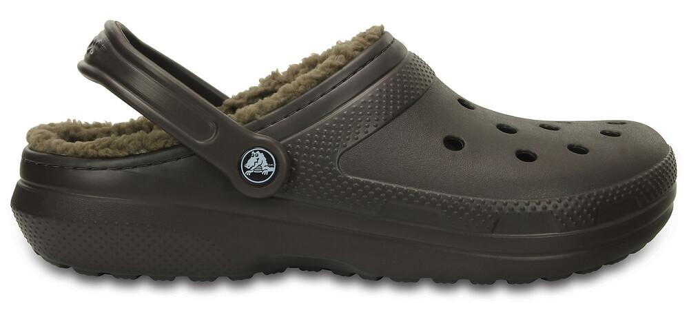 Chaussures Crocs Classic marron unisexe bdxlJS